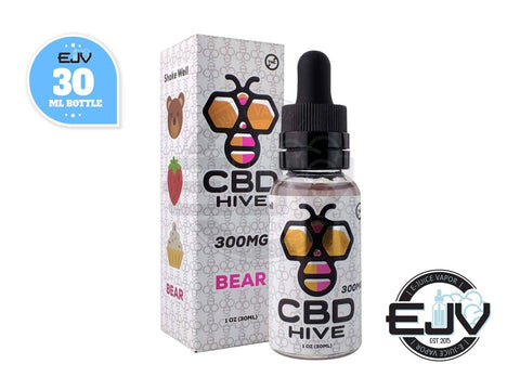 Bear Vape Juice by CBD Hive 30ml Coming Soon CBD Hive