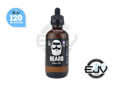 No. 24 Beard Vape 120ml