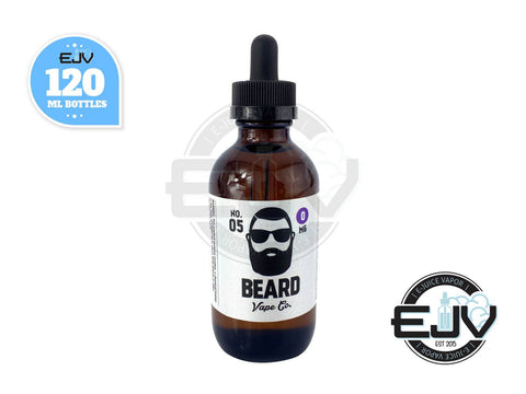 No. 05 Beard Vape Co 120ml