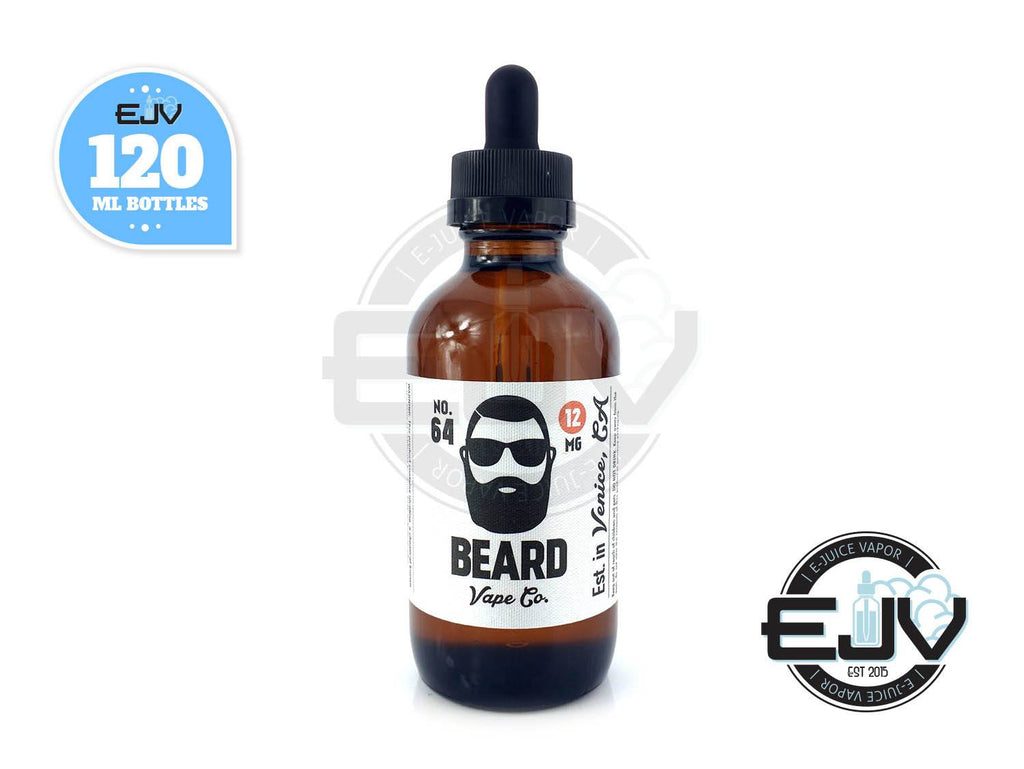 No. 64 Beard Vape 120ml Discontinued Discontinued