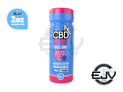 Berry CBD Chill Shot by CBDfx - 20mg CBD CBDfx