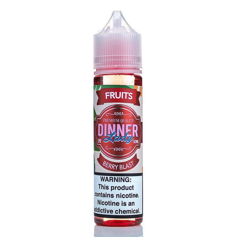 Berry Blast by Dinner Lady Fruits 60ml E-Juice Dinner Lady