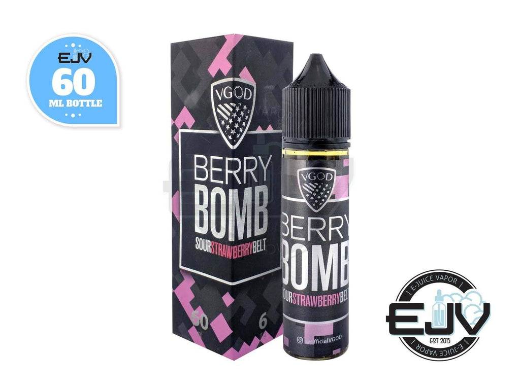 Berry Bomb by VGOD Tricklyfe 60ml E-Juice VGOD Tricklyfe