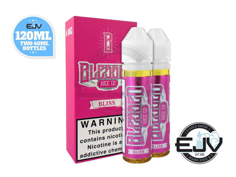 Bliss by Blessed E-Liquid 120ml Clearance E-Juice Blessed E-Liquid