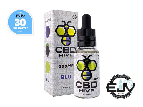 Blu Vape Juice by CBD Hive 30ml Coming Soon CBD Hive