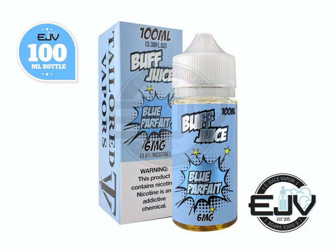 Blue Parfait by Buff Juice 100ml Clearance E-Juice Buff Juice