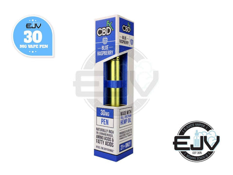 Blue Raspberry CBD Disposable Vape Pen by CBDfx Coming Soon CBDfx