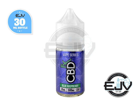Blue Raspberry Vape Juice by CBDfx 30ml CBD CBDfx