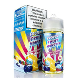 Blueberry Raspberry Lemon Ice by Frozen Fruit Monster 100ml E-Juice Frozen Fruit Monster