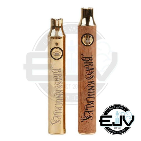 Brass Knuckles Battery Concentrate Vaporizers Brass Knuckles