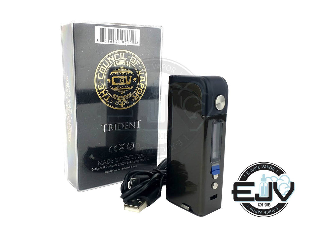 Council Of Vapor Trident Box Mod