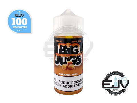 Caramel Milk by Big Jugs E-Juice 100ml