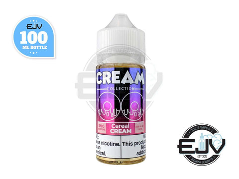 Cereal Cream by Cream Collection 100ml E-Juice Cream Collection