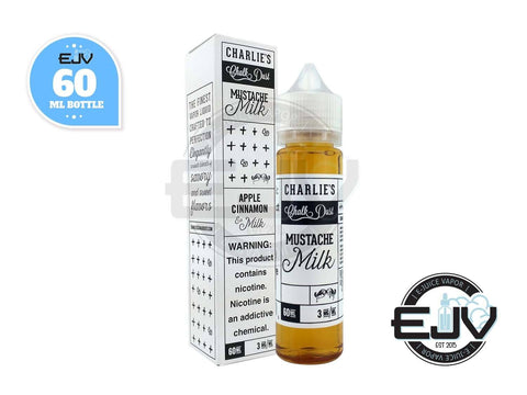 Mustache Milk by Charlie's Chalk Dust 60ml E-Juice Charlie's Chalk Dust