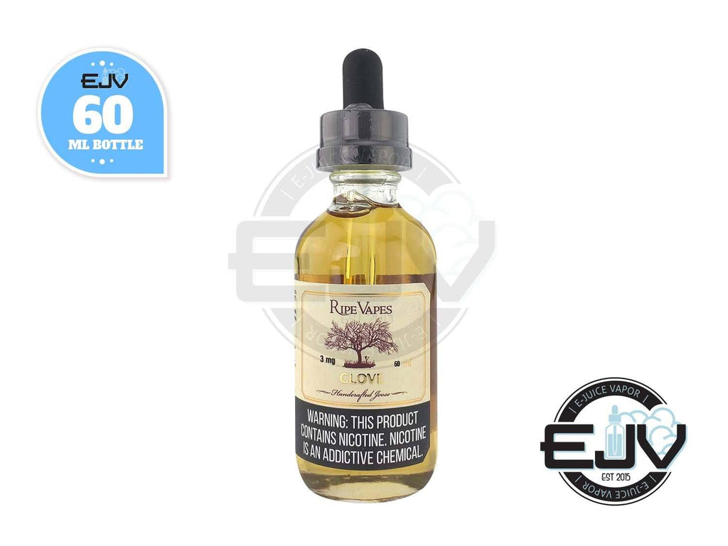 Clove by Ripe Vapes E-Juice 60ml Discontinued Discontinued