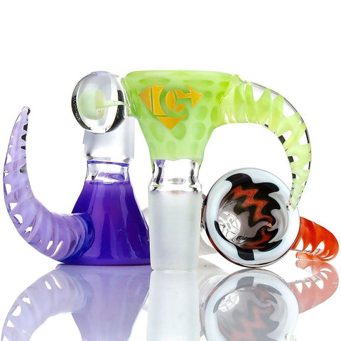 Diamond Glass 14mm Funnel Bowl Smoke Shop Accessories Diamond Glass