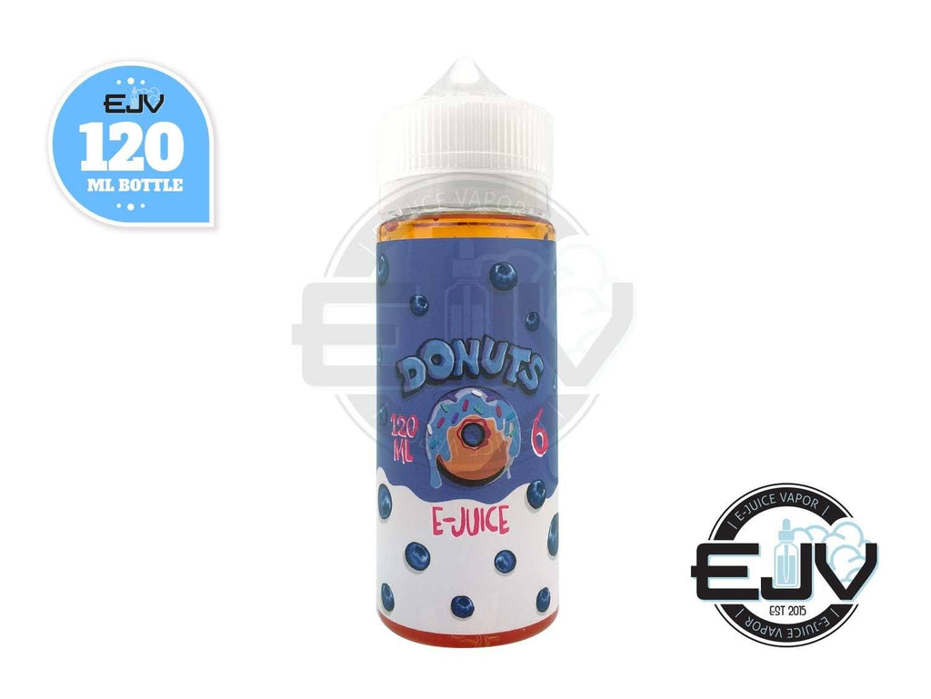 Blueberry Donuts by Donuts EJuice 120ml
