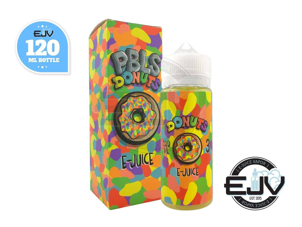 Pebbles Donut by Donut EJuice 120ml Discontinued Discontinued