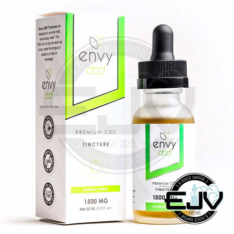 Double Apple Tincture by Envy CBD 30ml CBD Envy CBD