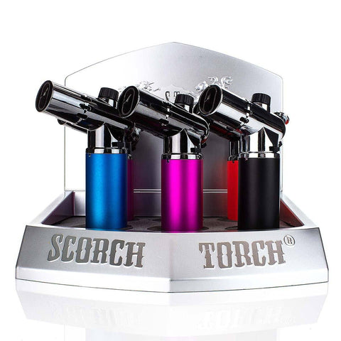 Scorch Torch Dual Function Single and Double Display (6CT) Torches Scorch Torch