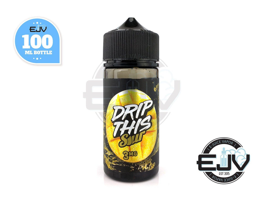 Mango by Drip This Sour 100ml Discontinued Discontinued