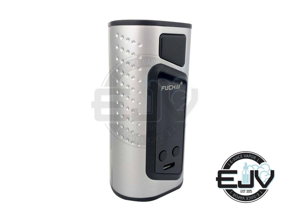 Sigelei Fuchai Duo-3 2 Cover Version TC Mod Discontinued Discontinued Silver