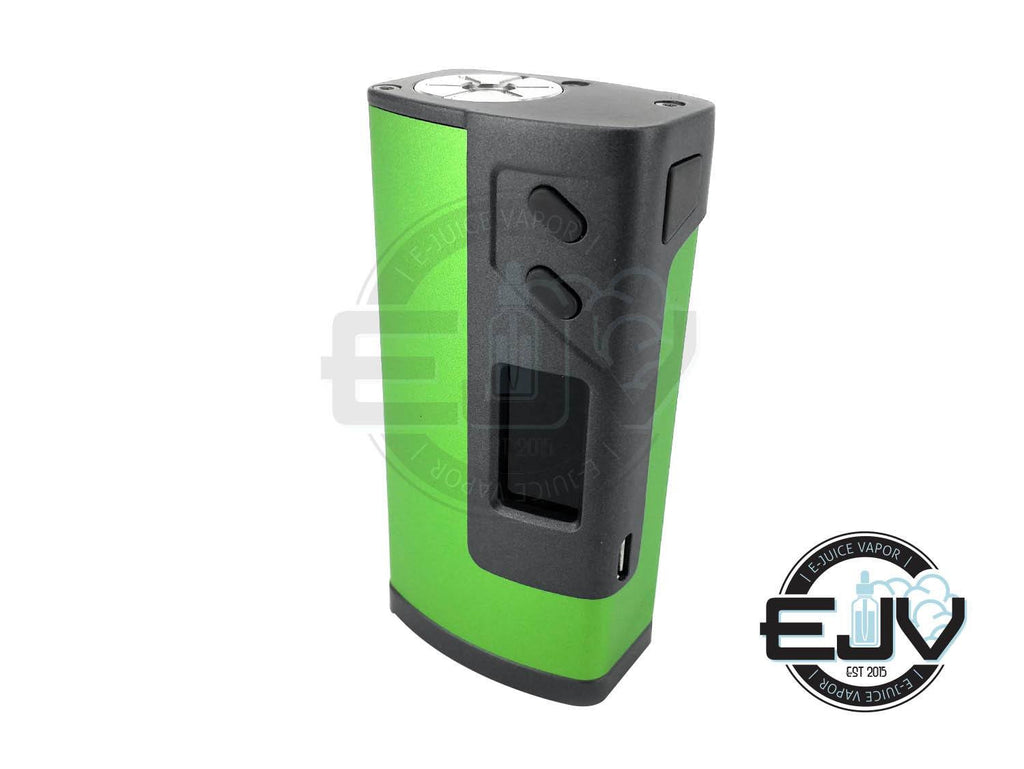 Sigelei Fuchai 213 Plus Box Mod Discontinued Discontinued Green