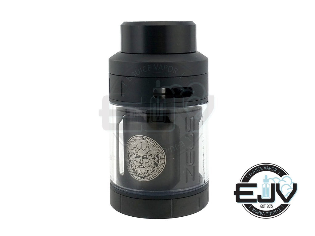 GeekVape Zeus RTA Discontinued Discontinued Black