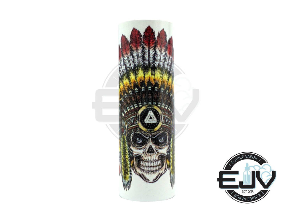 Limitless Skull Chief Sleeve Discontinued Discontinued White