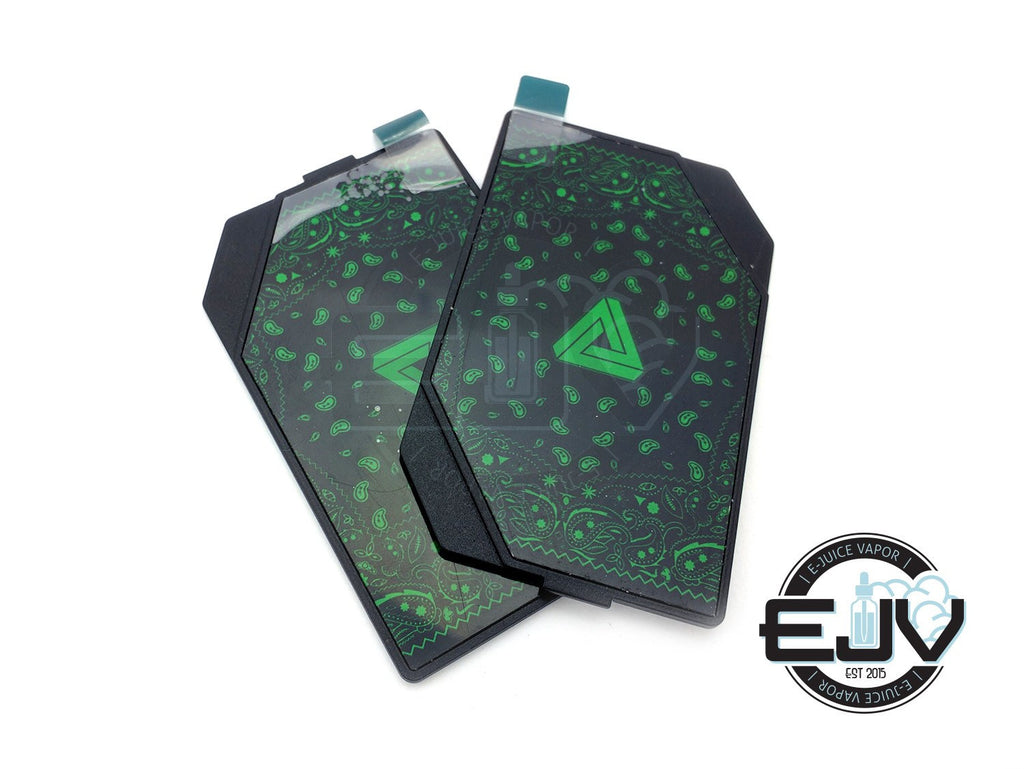 Limitless LMC Box Mod Interchangeable Plates Discontinued Discontinued Neon Green Bandana