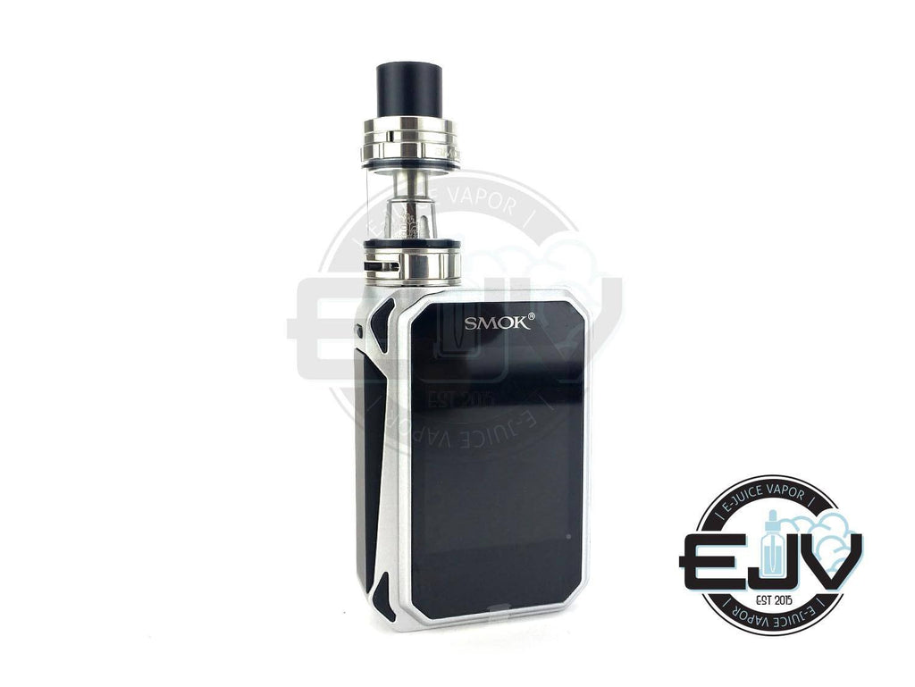 SMOK G-Priv 220W Touch Screen Starter Kit Discontinued Discontinued Silver/Black
