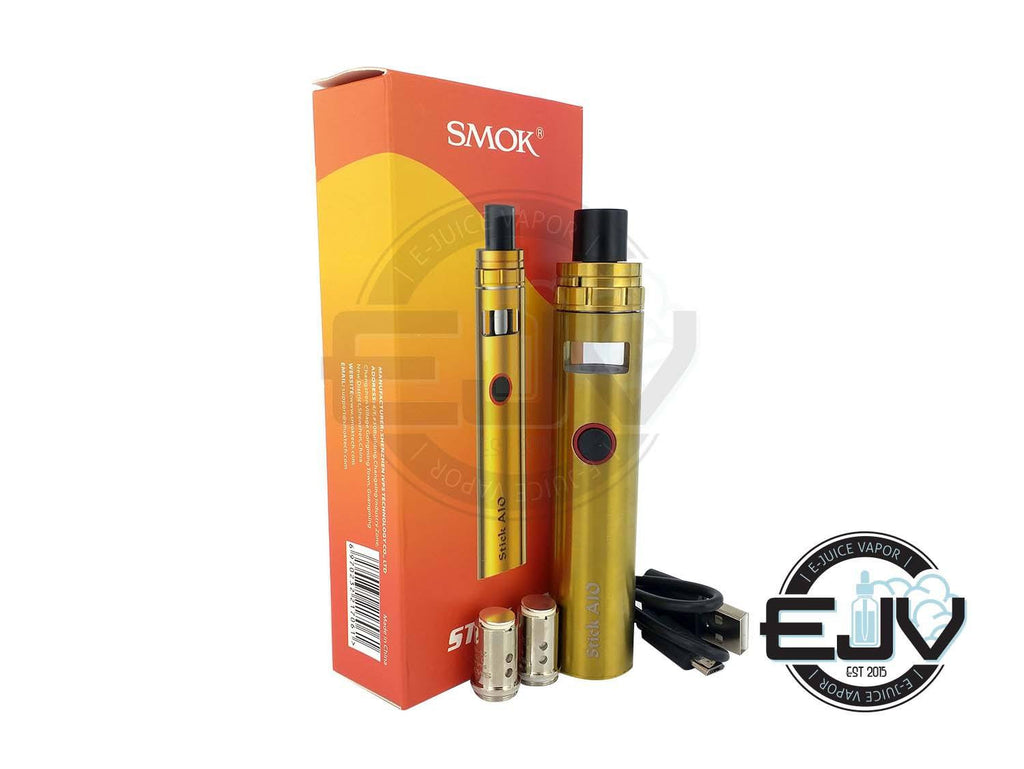 SMOK Stick AIO Starter Kit Discontinued Discontinued Gold