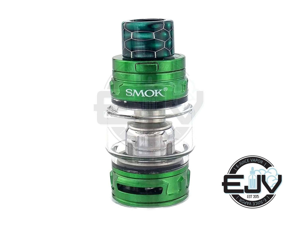 SMOK TFV12 Baby Prince Sub-Ohm Tank Discontinued Discontinued Green