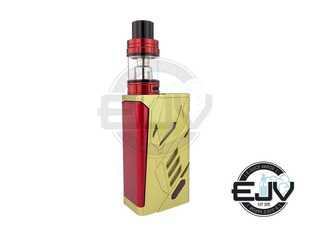 SMOK T-Priv 220W TC Starter Kit Discontinued Discontinued Gold/Red
