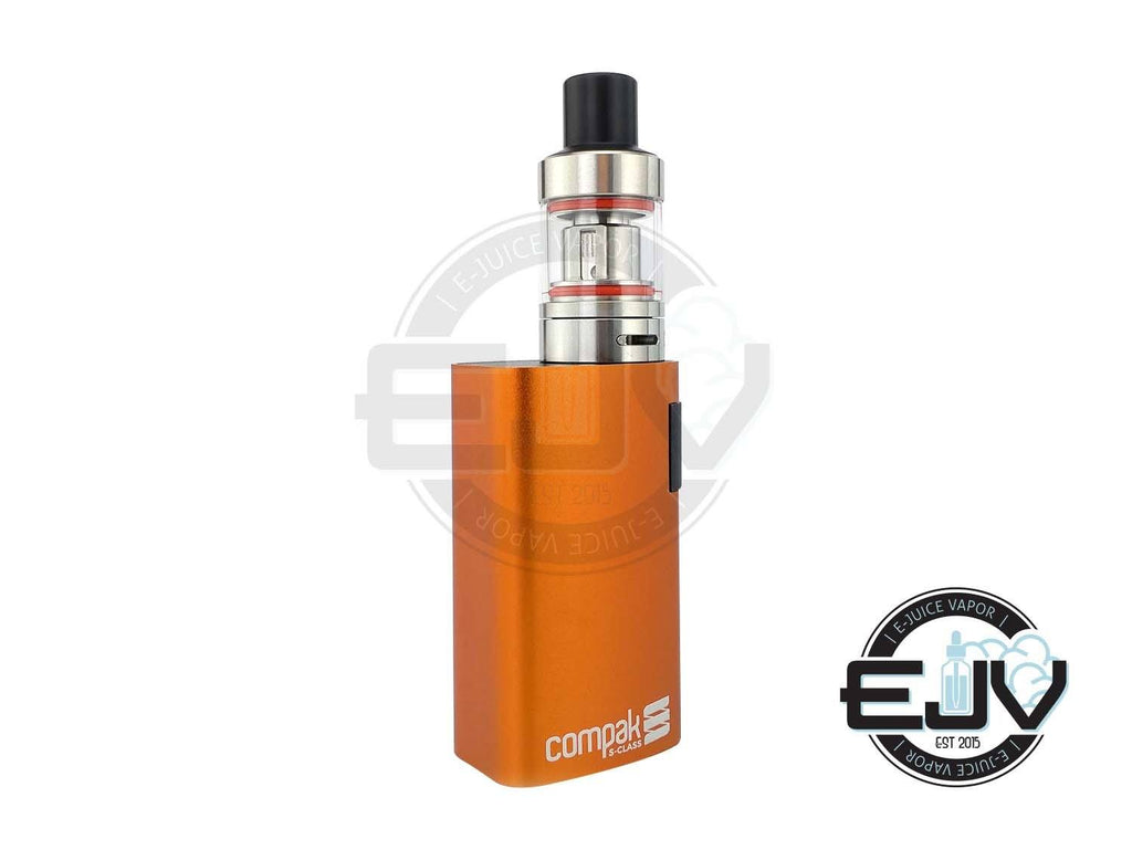 Sigelei Compak S-Class 2000 mAh Starter Kit Discontinued Discontinued Orange