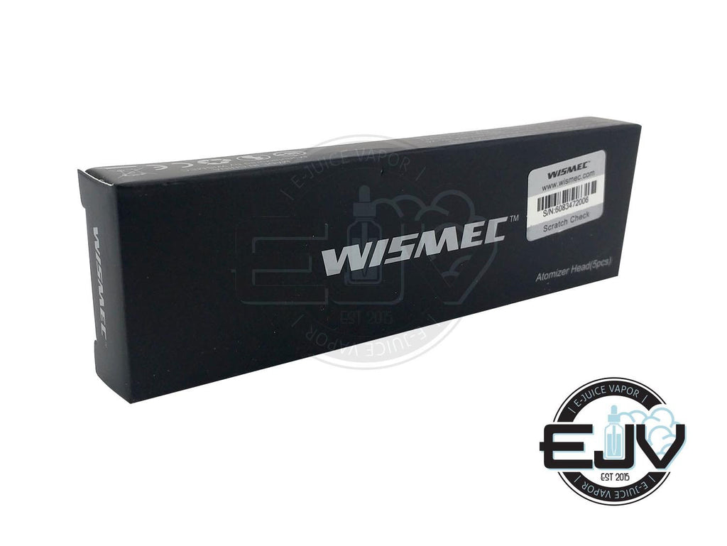 Wismec Elabo NS Triple Replacement Coil Discontinued Discontinued