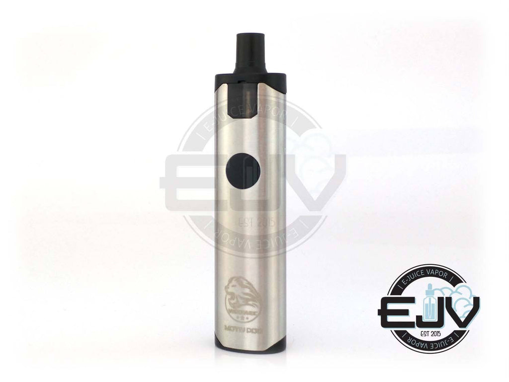 Wismec MOTIV Pod Discontinued Discontinued Brushed Silver
