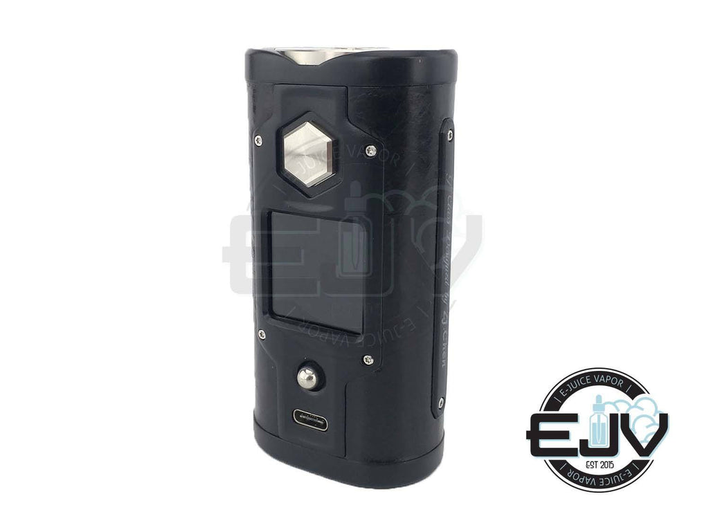 YiHi SX Mini G Class SX550J 200W TC Box Mod Discontinued Discontinued Leather Black