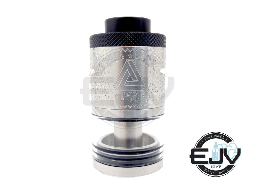 iJoy Limitless RDTA Plus Discontinued Discontinued Stainless Steel
