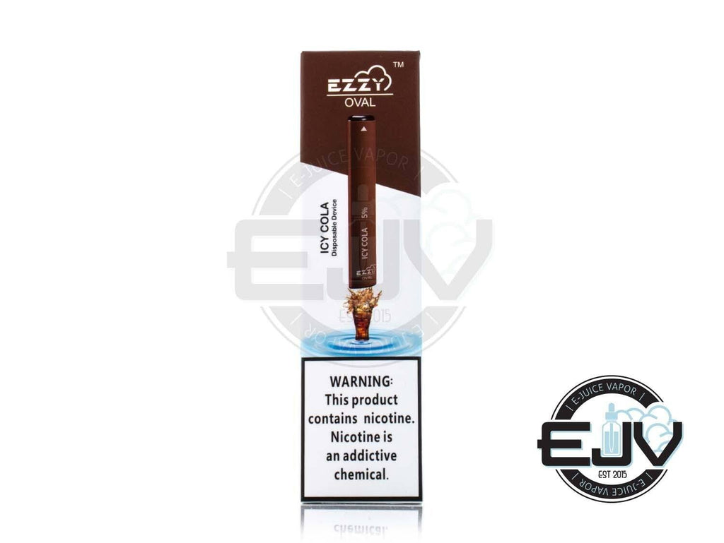 EZZY Oval Disposable Device Disposable Vape Pens EZZY Iced Cola