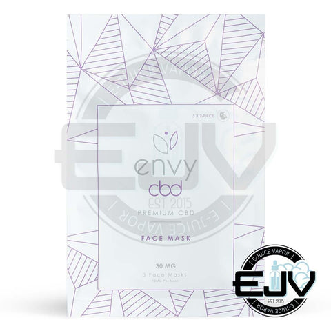 Envy CBD Face Masks (3-Pack) - 30mg CBD Envy CBD