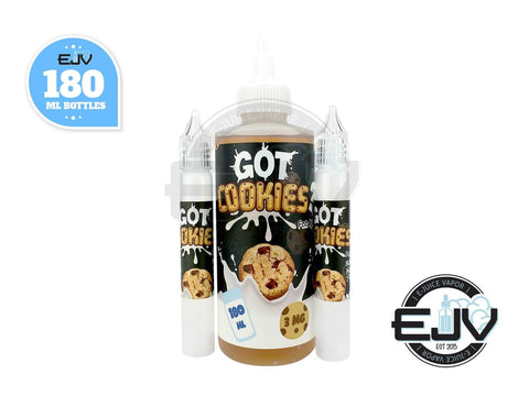 Got Cookies? by Fat Kid EJuice 180ML