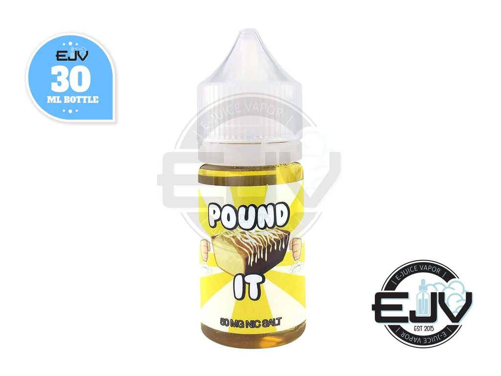 Pound It Salt by Food Fighter Juice Salt 30ml Discontinued Discontinued