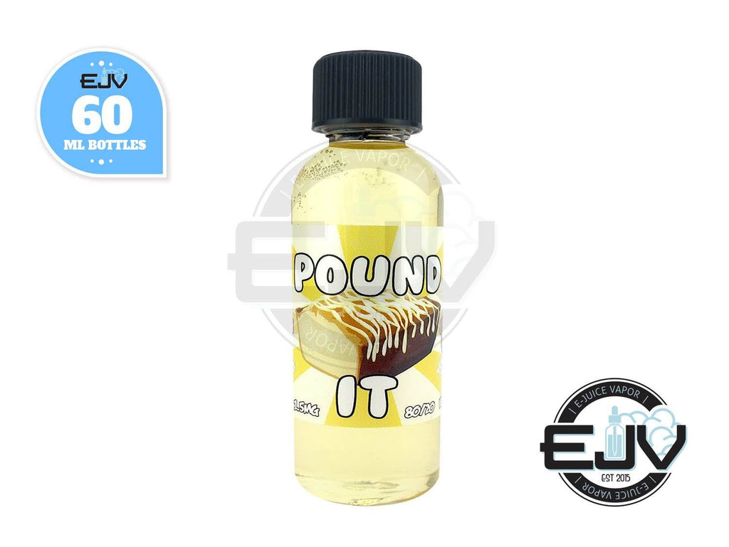 Pound It by Food Fighter EJuice 60ML