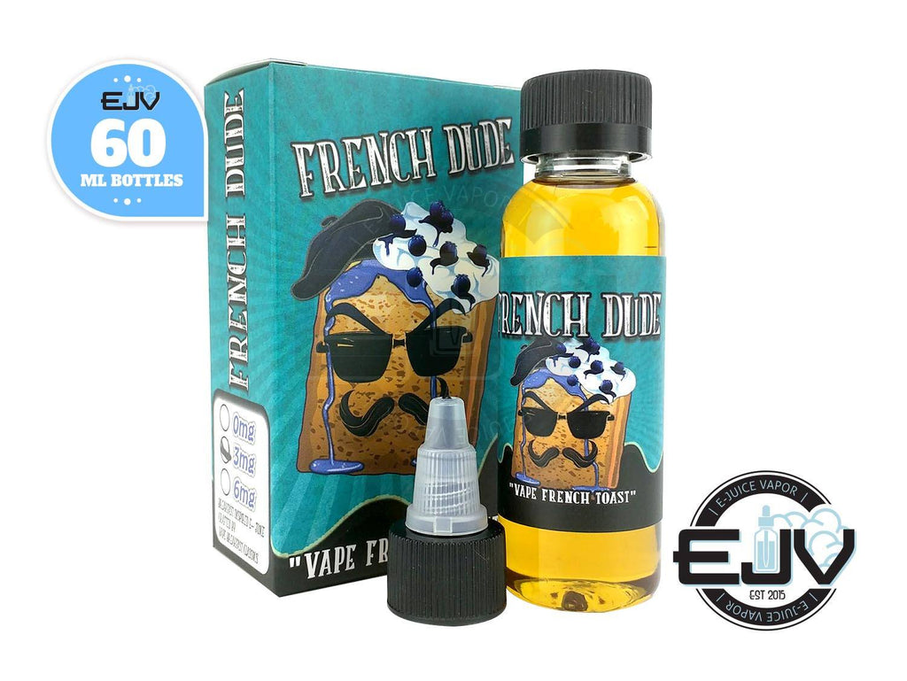 French Dude by Vape Breakfast Classics EJuice 60ml Discontinued Discontinued