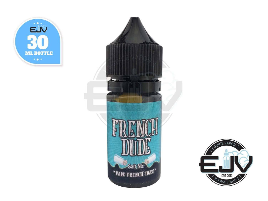 French Dude Salt by Vape Breakfast Classics Salts 30ml Discontinued Discontinued