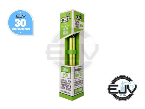 Fresh Mint CBD Disposable Vape Pen by CBDfx Coming Soon CBDfx