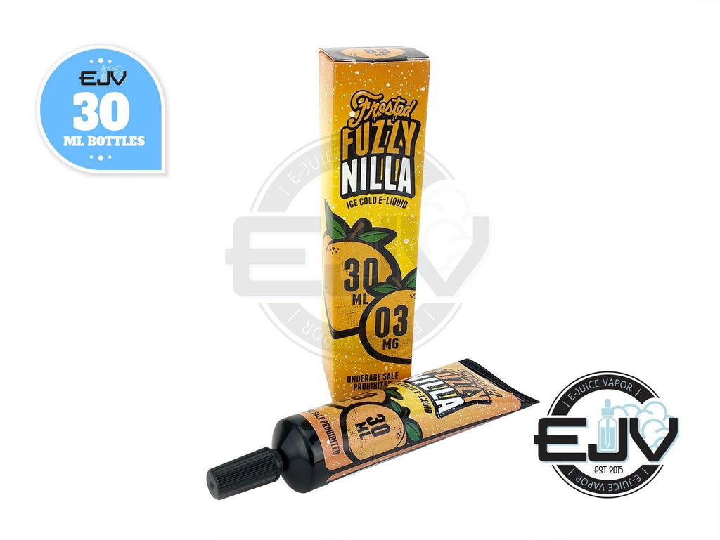 Fuzzy Nilla Nade by Frosted Vape 30ml Discontinued Discontinued