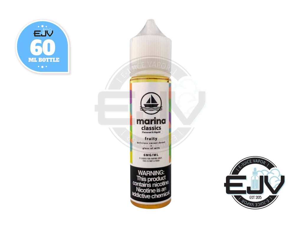 Fruity by Marina Vape Classics 60ml