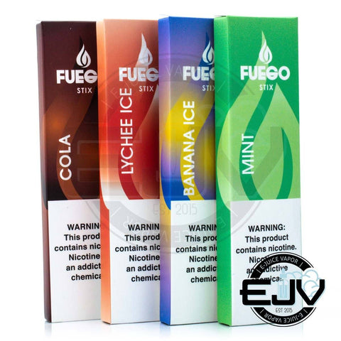 Fuego Disposable Stix Device Disposable Vape Pens Fuego